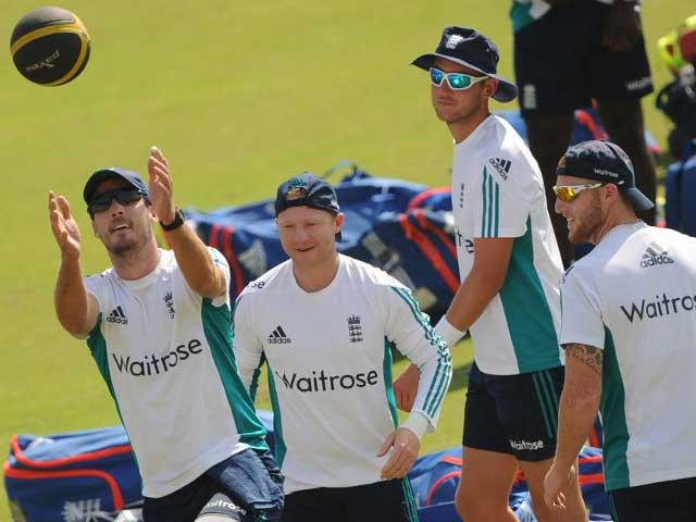 Photo : राजकोट में पहले टेस्ट के लिए तैयार टीम इंडिया और इंग्लैंड