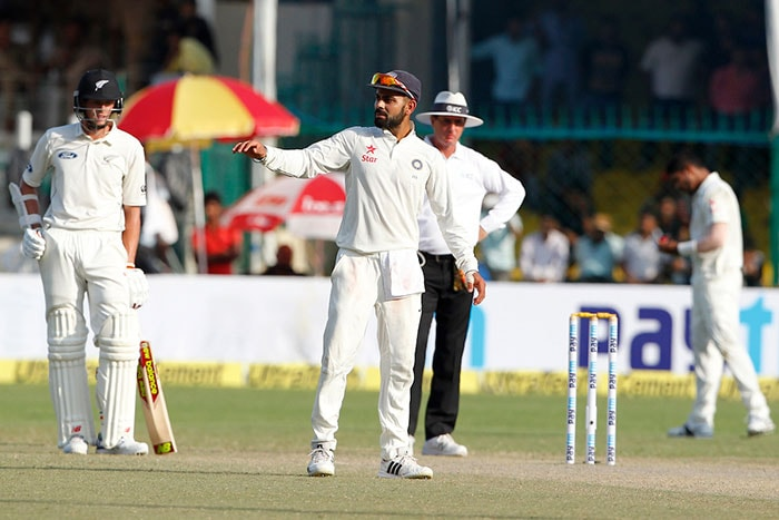 1st Test, Day 4: Record-Breaker R Ashwin Leaves New Zealand Facing Uphill Task