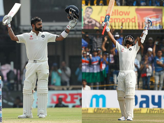 Indore Test, Day 2: Virat Kohlis 211, Ajinkya Rahane 188 Puts India In A Dominant Position