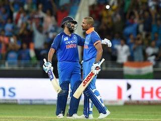 एशिया कप : शिखर, रोहित के तूफान में उड़ा पाकिस्तान, भारत 9 विकेट से जीता