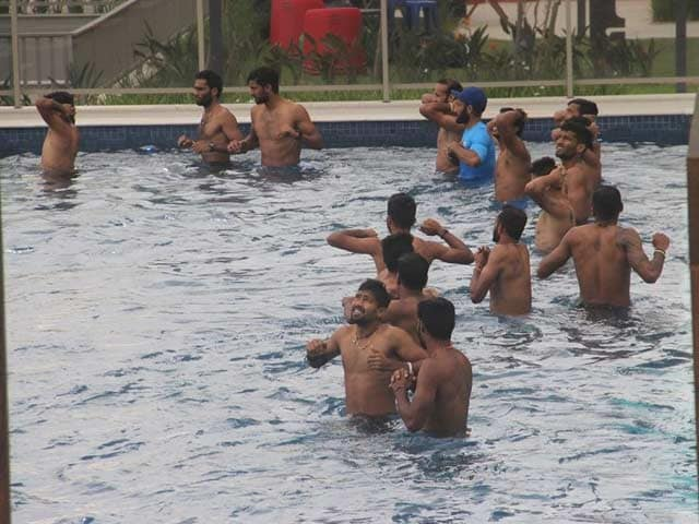 Photo : रियो ओलिंपिक: खेलों के महाकुंभ के लिए पहुंचने लगे भारतीय खिलाड़ी