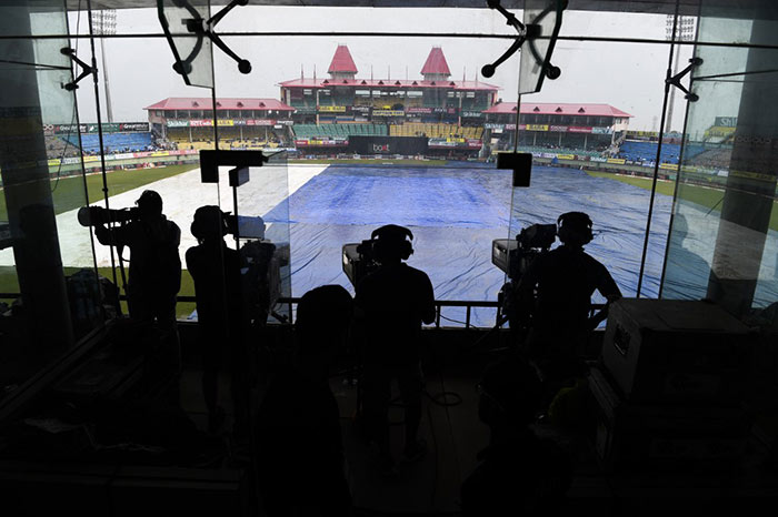 Rain Washes Out First India-South Africa T20I In Dharamsala