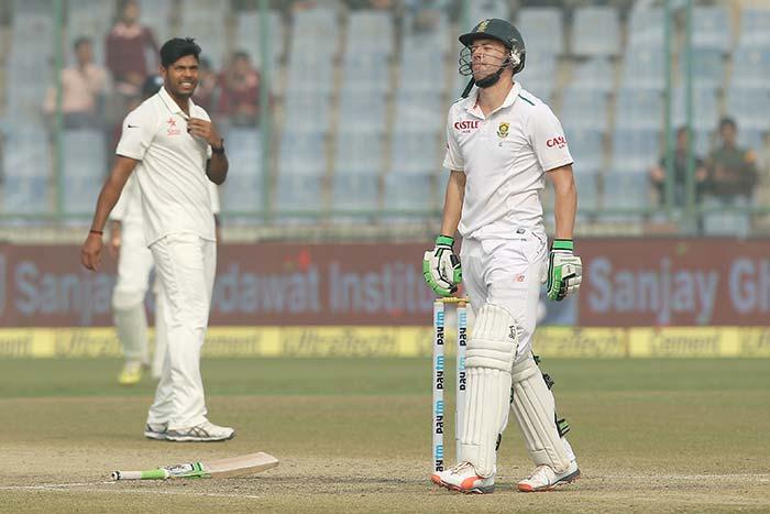 R Ashwin, Umesh Yadav decimate South Africa to clinch 3-0 series win