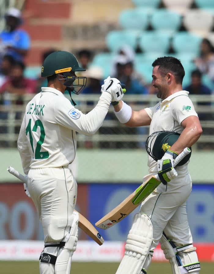 India Outclass South Africa By 203 Runs To Take 1-0 Series Lead