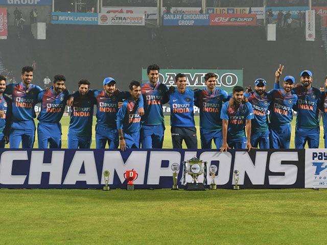 Clinical India Clinch T20I Series Against Sri Lanka 2-0