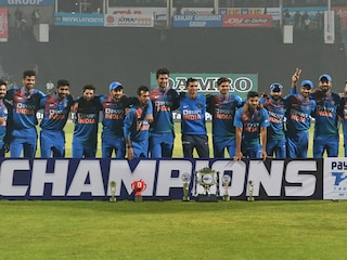 Clinical India Clinch T20I Series Against Sri Lanka 2-0
