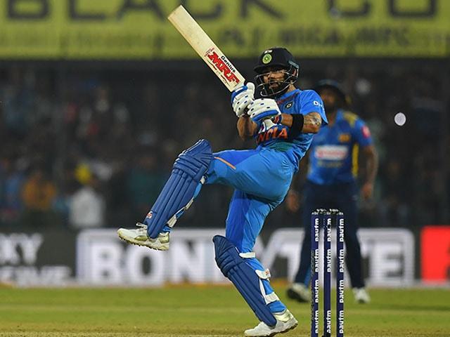 Photo : दूसरा टी20: टीम इंडिया ने श्रीलंका को किया पस्त, सात विकेट से हराया