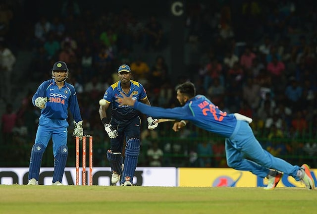 India vs Sri Lanka: MS Dhonis 300th ODI At A Glance