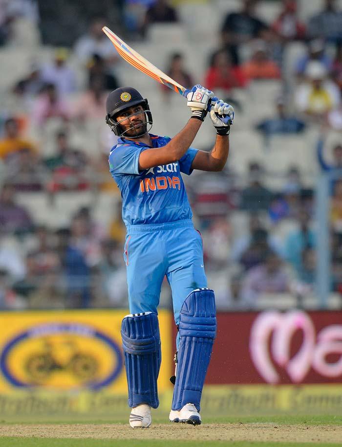 4th ODI: Rohit Sharma, Dhawal Kulkarni Help India Humiliate Sri Lanka