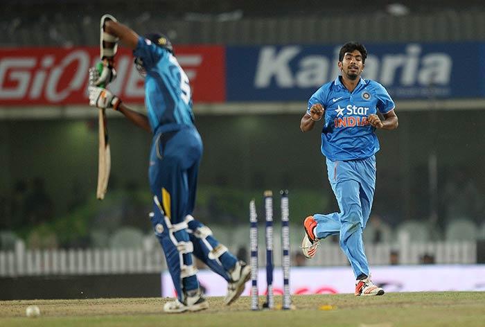 India Thrash Sri Lanka by 69 Runs in Ranchi, Level Series 1-1