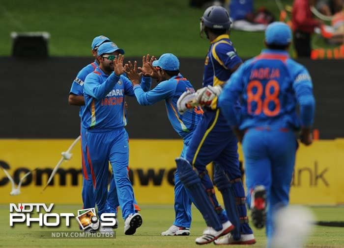 5th ODI: India vs Sri Lanka
