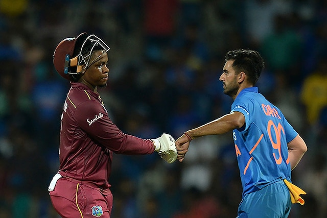 1st ODI: Shimron Hetmyer, Shai Hope Star As West Indies Beat India By 8 Wickets