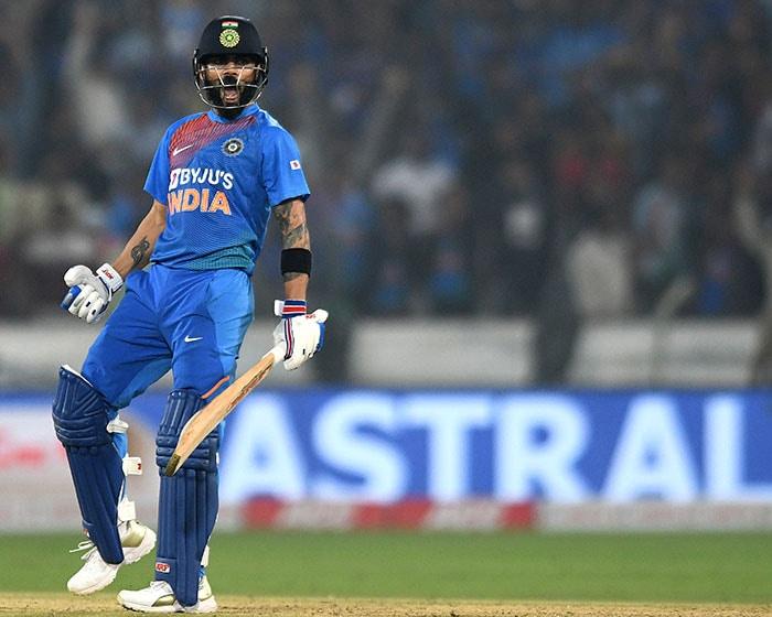 पहला टी20: कोहली के अर्धशतक के दम पर भारत ने विंडीज को 6 विकेट से हराया
