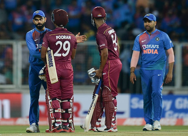 2nd T20I: Lendl Simmons Helps West Indies Level Series Against India