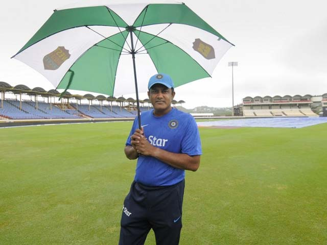 India vs West Indies, 3rd Test: Incessant Rain Washes Out Third Day's Play