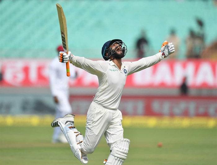 राजकोट टेस्ट में भारत की शानदार जीत, वेस्टइंडीज को 272 रनों से हराया