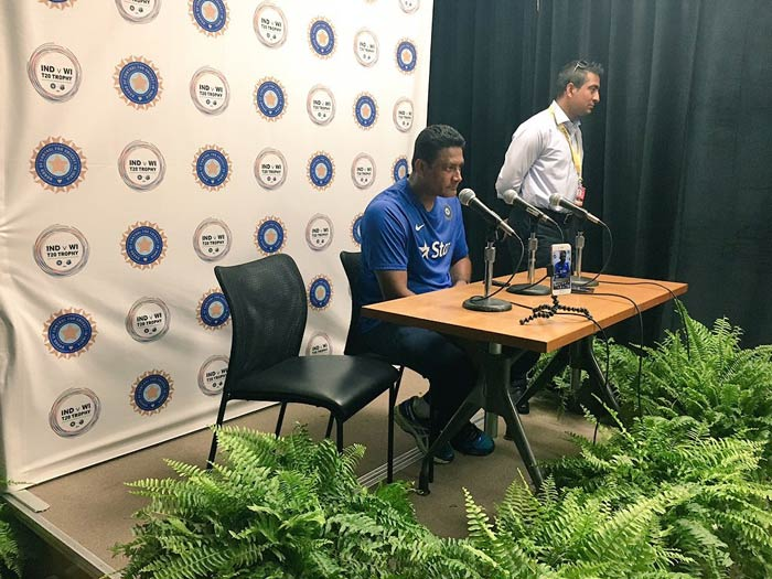 India Gear Up For West Indies Twenty20 Challenge In USA