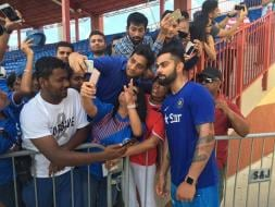 Photo : India Gear Up For West Indies Twenty20 Challenge In USA
