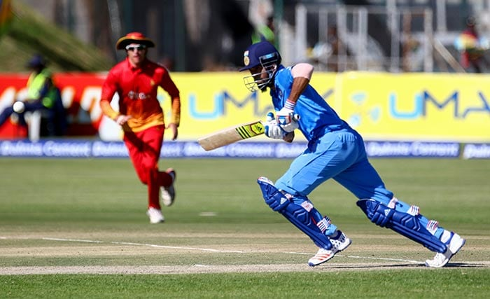 India Thrash Zimbabwe by 10 Wickets, Sweep Series 3-0
