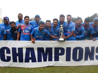India Clinch Last-Ball Thriller To Seal Series 2-1