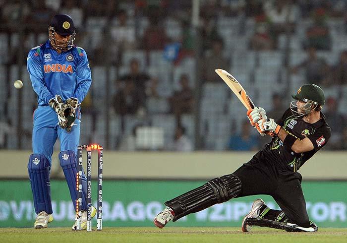 World Twenty20: Yuvraj Singh, spinners help unbeaten India rout Australia
