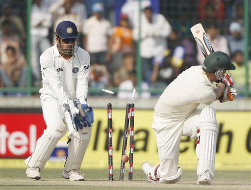 India vs Australia: 3rd Test, Day 4
