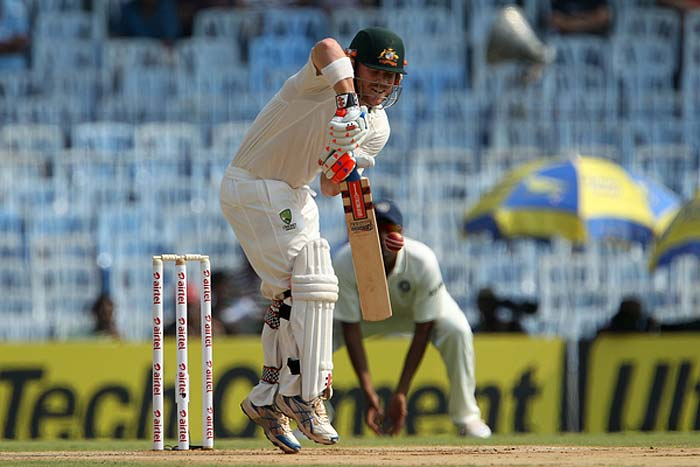 1st Test, Day 1: India vs Australia in Chennai