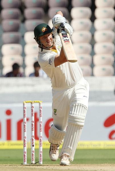 2nd Test, Day 1: India vs Australia
