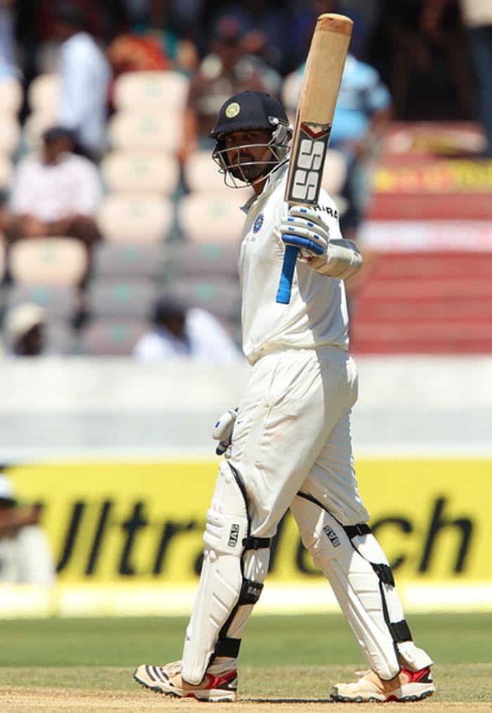2nd Test, Day 2: India vs Australia