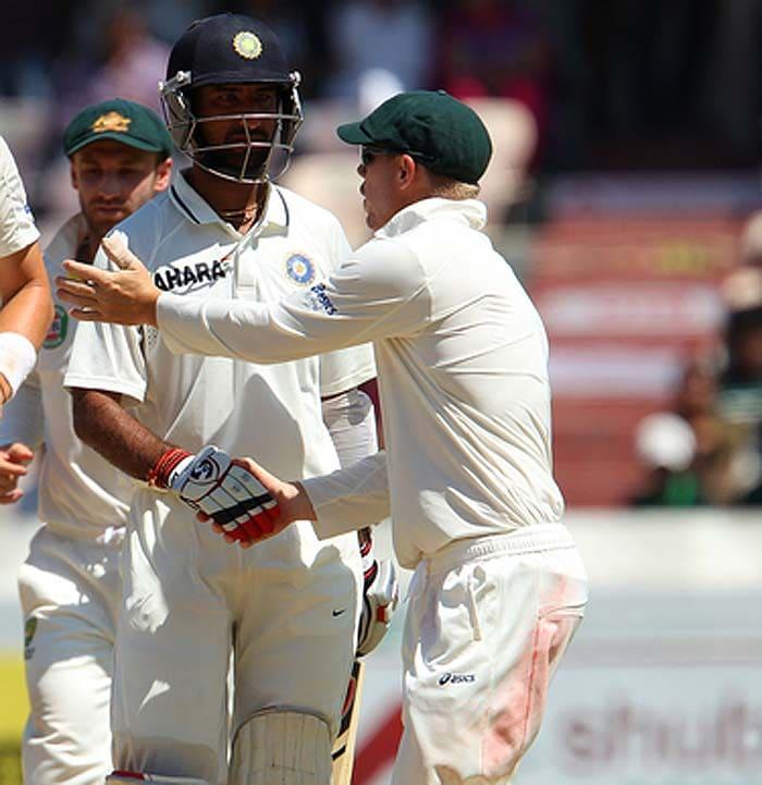 2nd Test, Day 3: India vs Australia