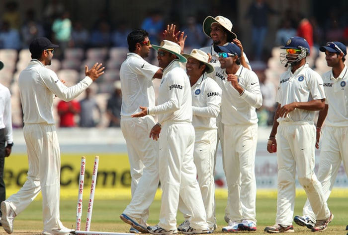 2nd Test, India vs Australia: How the hosts completed a fabulous victory