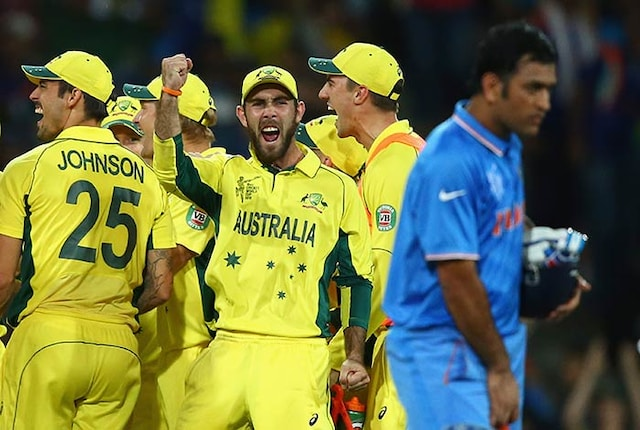 Australia Break Indian Hearts, Storm into World Cup 2015 Final