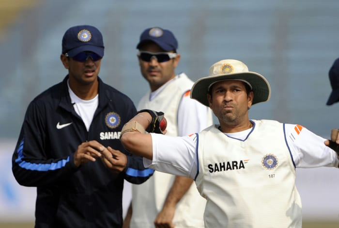 Team India practice before 1st Test