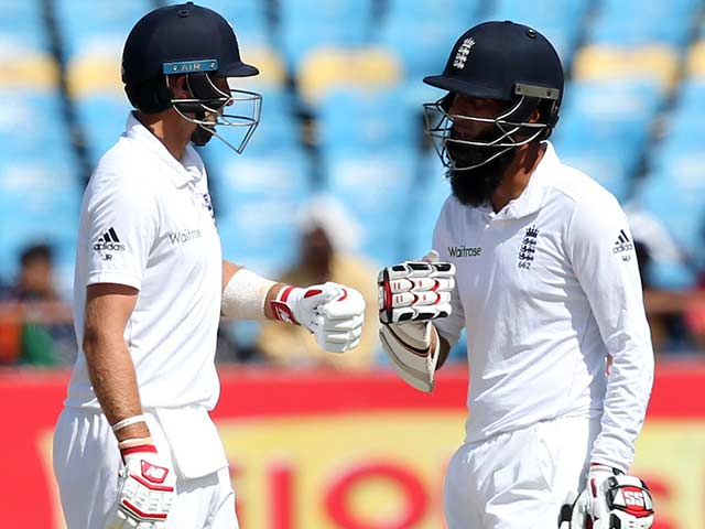 1st Test: Joe Root, Moeen Ali Give England Upper Hand vs India on Day 1