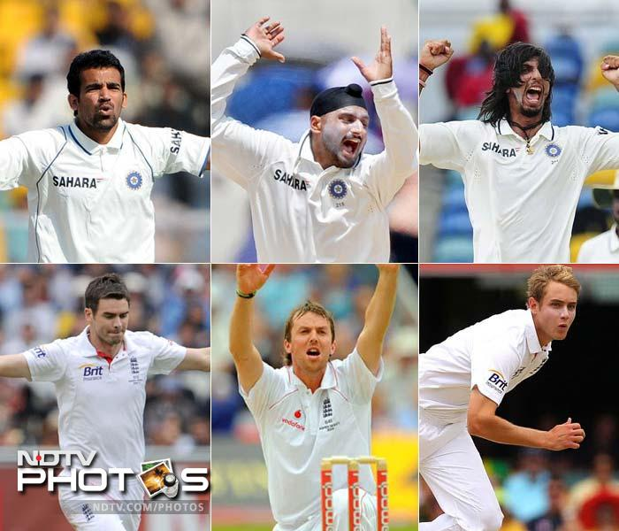 India vs England: Weapons of destruction