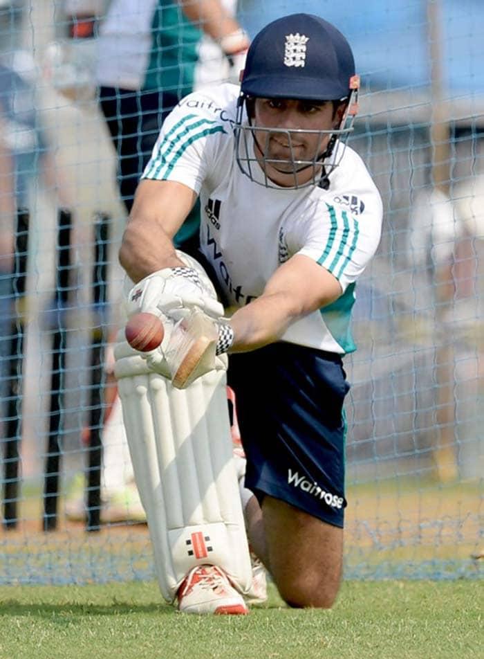 Team India Celebrates Captain Virat Kohli