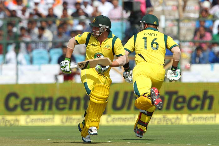 2nd ODI: Records tumble as India chase Aus' massive 359