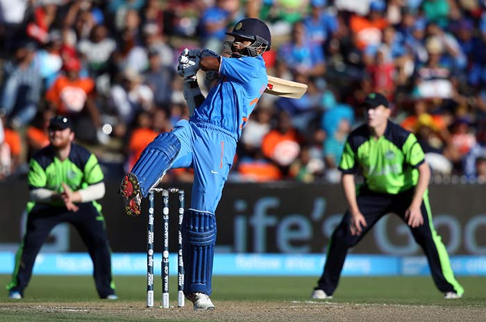 India Beat Ireland for 9th Straight Win in World Cup Matches