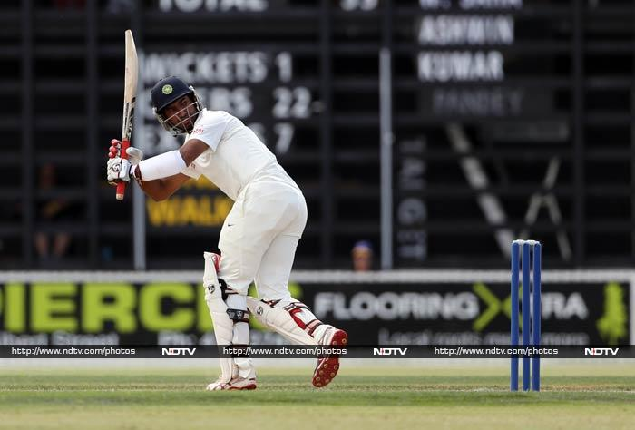 India draw tour match against New Zealand XI