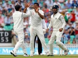 Photo : Hapless India Face Daunting Task to Save Oval Test