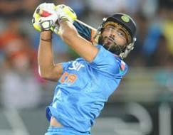 Photo : 3rd ODI: India play out tie vs New Zealand