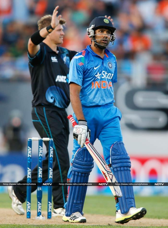 3rd ODI: India play out tie vs New Zealand