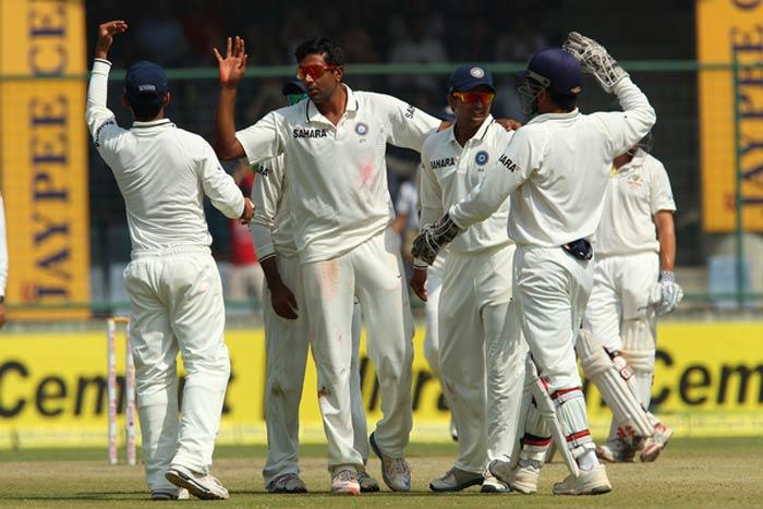 Kotla Test, Day 3: India vs Australia