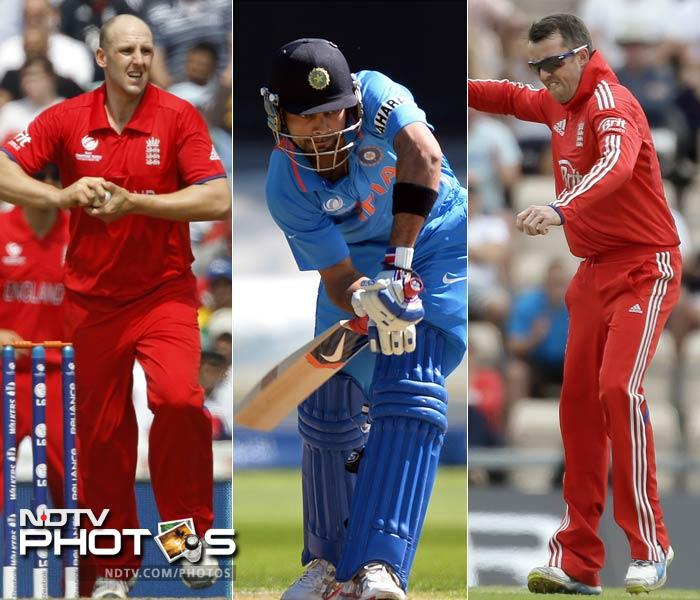 India vs England in final: Top duels to watch out for