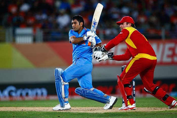 World Cup: India Defeat Zimbabwe for 6th Win on the Trot