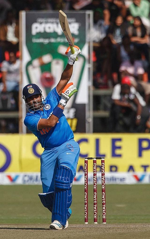 1st T20I: India Outclass Zimbabwe to Take Lead