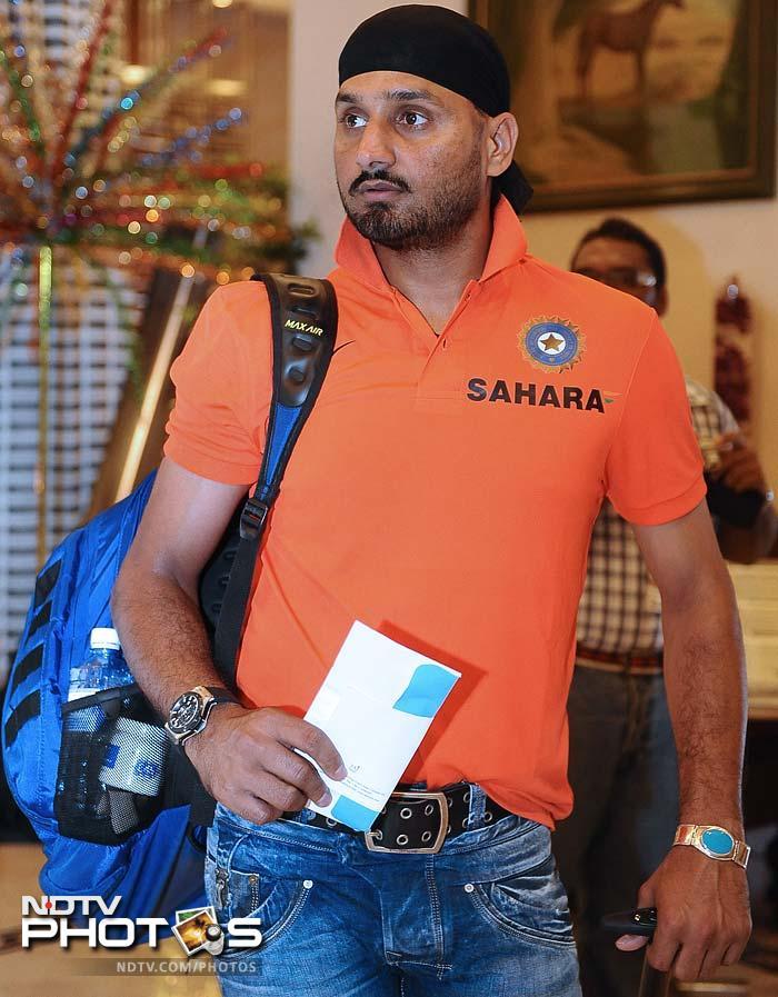 World T20: Indian team arrives