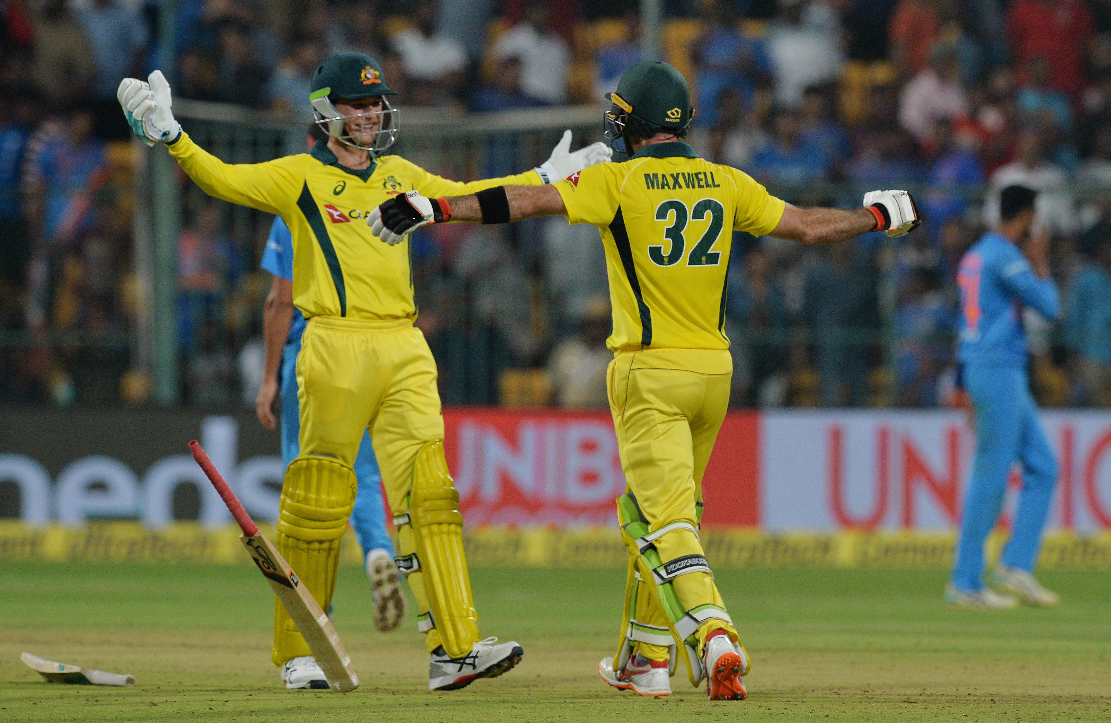 दूसरा टी20: ऑस्ट्रेलिया ने भारत को 7 विकेट से हराकर सीरीज 2-0 से जीती