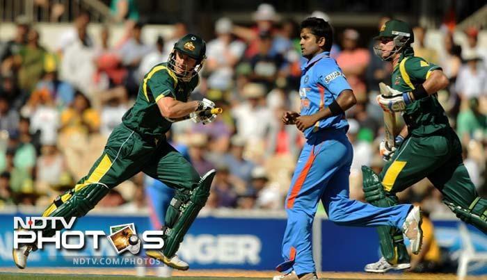 4th ODI: India vs Australia