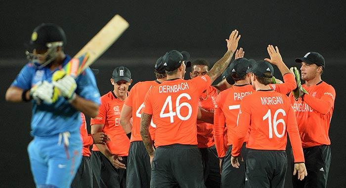 World T20 warm-up: Virat Kohli, Suresh Raina help India beat England